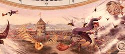 Wimbourne Wasps versus Appleby Arrows