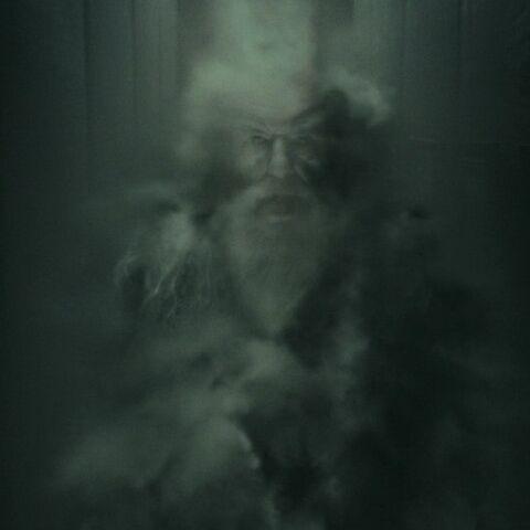 Сформировавшееся пыльное пугало
