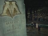 Chute du ministère de la Magie