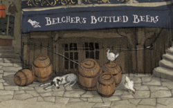 Belcher's Bottled Beers