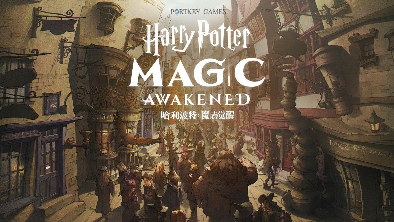 Harry Potter - Magic Awakened title