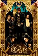 MinaLima Store - Fantastic Beasts Special Release Art II