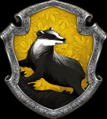 Huffelpuf harry potter wiki fandom powered by wikia - Gryffindor crest high resolution ...