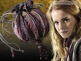 Bolsa de contas de Hermione Granger