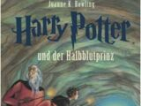 Harry Potter und der Halbblutprinz (Buch)