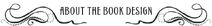 COGS About the book design