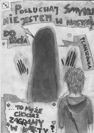 Dementor vs Harry