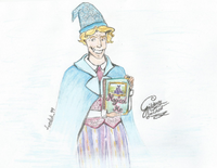 Gilderoy Lockhart - Magical Me