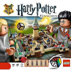 Коробка с LEGO Harry Potter