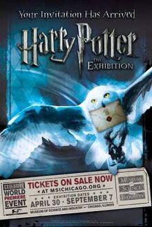 Harry Potter Näyttely