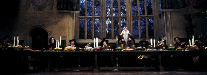 Hogwartsprofessors