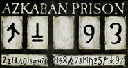 MinaLima Store - Bellatrix Azkaban Prisoner ID