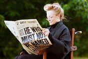 Minerva McGonagall La Gazette du sorcier