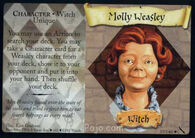 Molly Weasley (Harry Potter Trading Card)