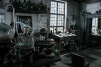 Flamel House interior 2