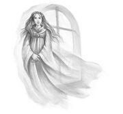 MaryGrandPré-ChapterArt B7C31 Grayscale