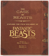 MinaLima Store - The Case of Beasts Explore the Film Wizardry of Fantastic Beasts and Where to Find Them (signed copy)