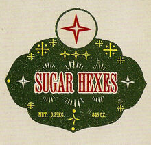 Sugar Hexes