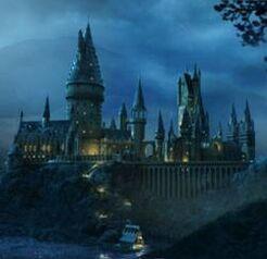 Castell de hogwarts
