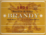 Dragon Barrel Brandy