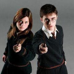 Джинни и Гарри