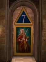 Godric Gryffondor - Portrait