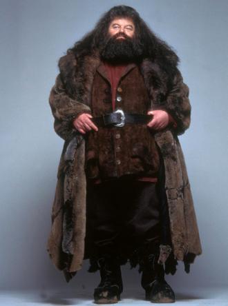 Hagrid moleskin overcoat