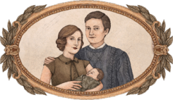 Frank et Alice Londubat