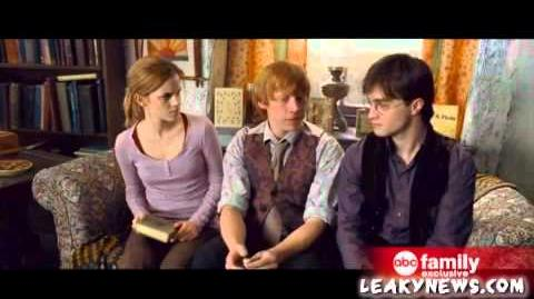 Harry Potter and the Deathly Hallows ( The Will of Albus Dumbledore )