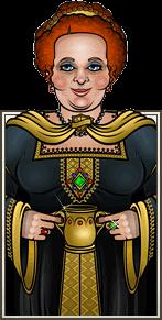 Helga Hufflepuff 2