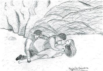 Rysunek maja