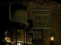 Borgin&byrkes