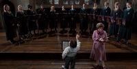 Chorale inspectée