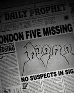London Five Missing