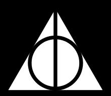 Deathly Hallows Sign
