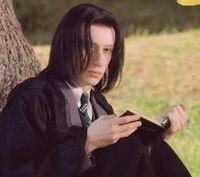Giovane Severus Piton