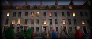 Grimmuald Place 13 Pottermore