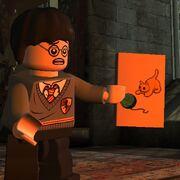 LEGO Livre défense contre les forces du Mal