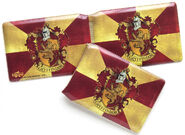 MinaLima Store - Gryffindor House Crest Travel Card Holder