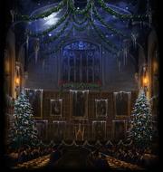 Natal no Salão Principal
