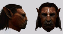 Centaur-głowa