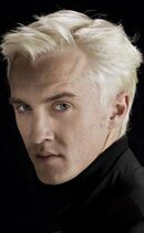 Draco Malfoy Half-Blood Prince Profile
