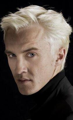 Draco Malfoy Half-Blood Prince Profile