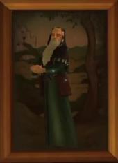 Merlin Portrait