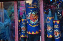 Filibusterfirework