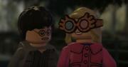 Lego Harry Potter år 5-7 (Lulla Lunekjær med Skrømtsynebriller)