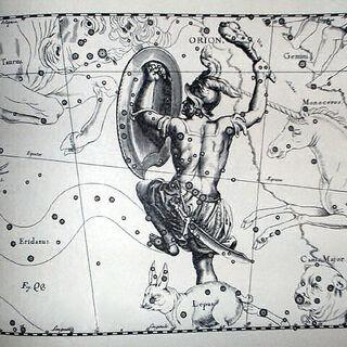 Созвездие Ориона (Орион Блэк)