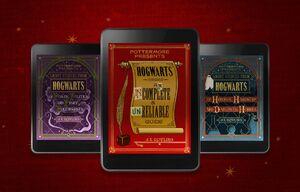 Pottermore Presents (trzy pierwsze)