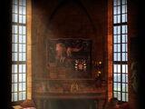 Salle commune de Gryffondor