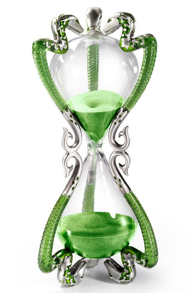 Slughorns Hourglass Harry Potter Wiki Fandom Powered By Wikia
